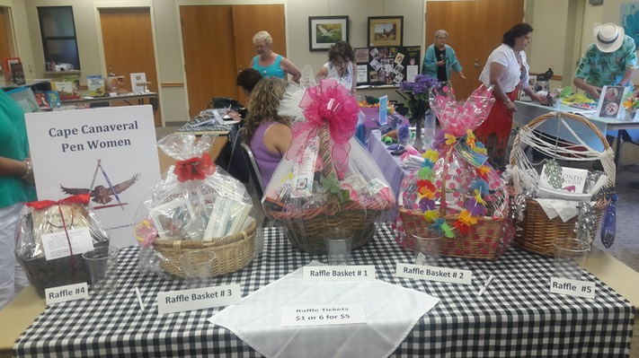 Raffle Table